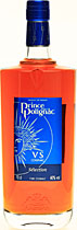 Polignac+Cognac+VS - Polignac Cognac VS with 700 ml. and 40 % volume.  The V.S. is mainly elaborated from the Fins Bois, a growth that gives it the typical finesse of a young cognac with a bright, gold-touched luminosity....