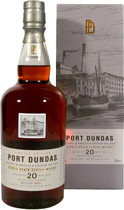 Port Dundas 20 years Limited Edition - Port Dundas 20 years in a  Limited Edition with 0,7 liter and  57,4% volume.  The Port Dundas 20 years matured in american and european oaks and is one of the best Scottish Lowland Whiskys. The Whisky...