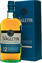 Singleton+12+Jahre+von+Dufftown - Singleton of Dufftown 12 years with 700 ml. content and 40 % volume.  The Singleton of Dufftown - a richer, smoother tasting, traditionally created single malt from Speyside. This whisky has been slow...