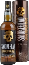 Smokehead+Peated+Whisky+von+Macleod - Smokehead Peated from Macleods with 700 ml. and 43 % volume.  9 from 10 points from Arthur Motley from the Whisky Magazin and 7.75 points from Dave Broom.  SMOKEHEAD is a contemporary, individual and ...