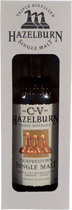 Springbank+Hazelburn+CV - Hazelburn CV with 0,7l and 46 % volume three times distilled from Campbeltown.   Its a completly unpeated Single Malt Whisky produced at the Springbank Distillery. Not chill filtered and no colour is ...