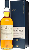 Talisker+10+Jahre+1+Liter%2F+Weltbester+Single+Malt+Island+2010+bis+10+Jahre - Talisker 10 Years with 45,8 % volume and 1 Liter.   One of the world\'s best whiskies, all categories. Peat-reek and spicy with the best and most lasting finish you can dream of. Essential in every ba...