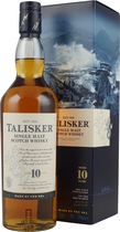Talisker+10+Jahre+700+ml.%2F+Weltbester+Single+Malt+Island+2010+bis+10+Jahre - Talisker 10 Yearsw tim 45,8 % volume and 700 ml.   One of the world\'s best whiskies, all categories. Peat-reek and spicy with the best and most lasting finish you can dream of. Essential in every bar...
