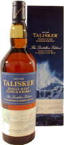 Talisker+2001+Distillers+Edition+2012+11+Jahre - Talisker Distiller Edition 2012 with 45,8% volume and 0,7 liter content.  Tasting notes of the Talisker Distiller Edition:  Nose: Lively and compact. Slightly smokey aromas Taste: Starts peaty, lively...