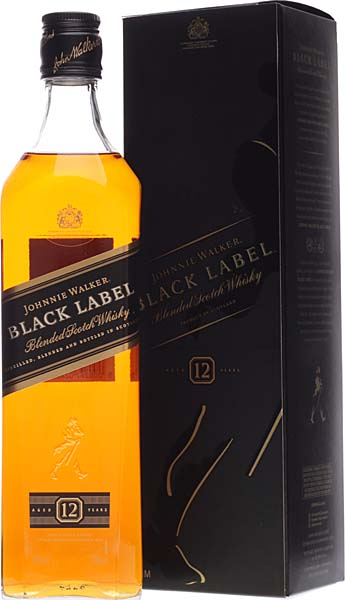 johnnie walker black label whisky aus schottland hier. Black Bedroom Furniture Sets. Home Design Ideas