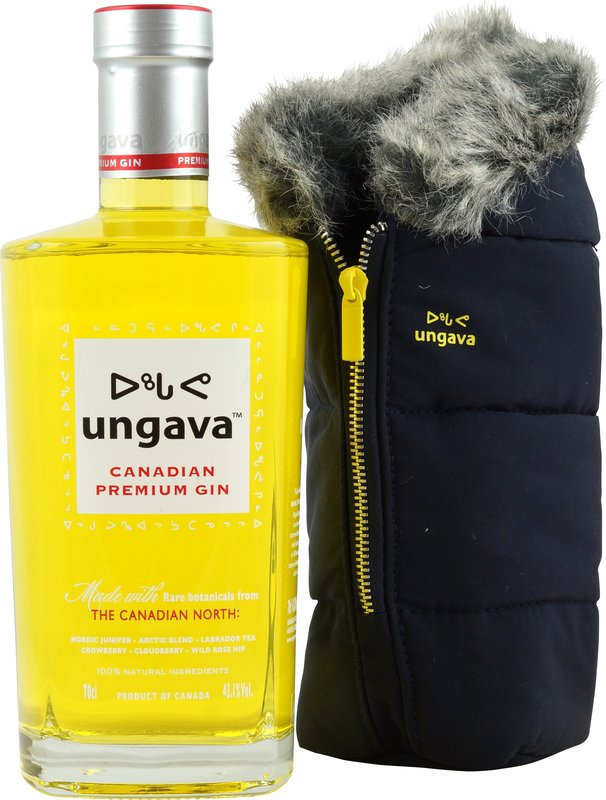 ungava canadian gin limited edition fella 0 7l 43 1. Black Bedroom Furniture Sets. Home Design Ideas