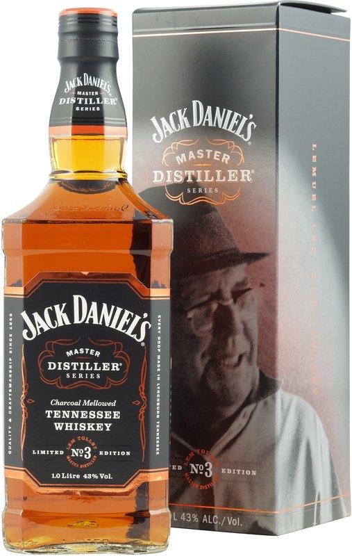 Jack Daniels Master Distiller No.3 Günstig Im Spirituosen