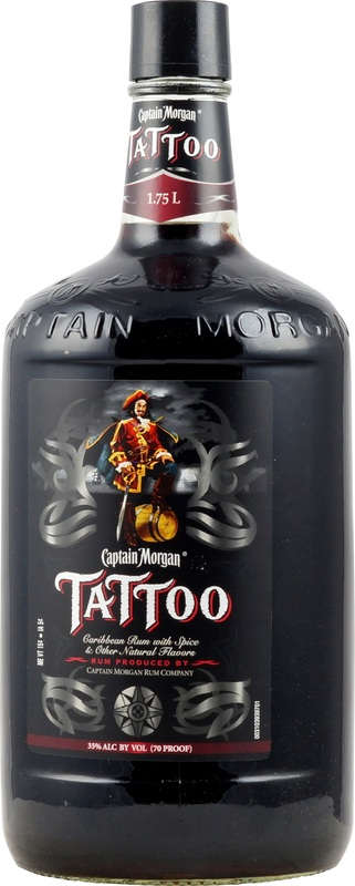 Captain Morgan Tattoo Magnum