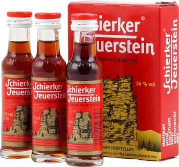 Schierker Feuerstein 3x 0,02l 35%
