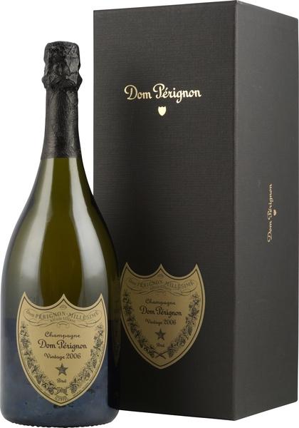 vintage 2006 champagner von dom perignon. Black Bedroom Furniture Sets. Home Design Ideas