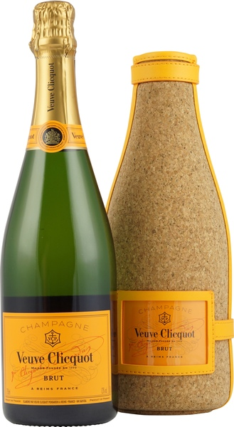 veuve clicqout brut cork ice jacket in der 750ml flasche g nstig kaufen. Black Bedroom Furniture Sets. Home Design Ideas