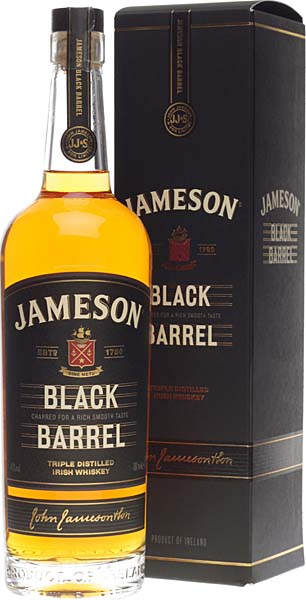 jameson black barrel nachfolger des jameson select reserve. Black Bedroom Furniture Sets. Home Design Ideas