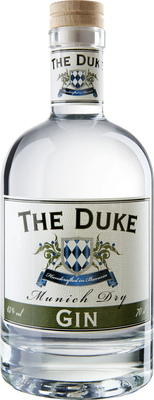 the duke gin 700 ml aus m nchen. Black Bedroom Furniture Sets. Home Design Ideas
