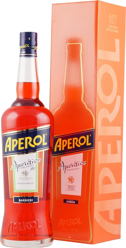 aperol aperitif bitter in der 3 liter flasche g nstig online kaufen. Black Bedroom Furniture Sets. Home Design Ideas