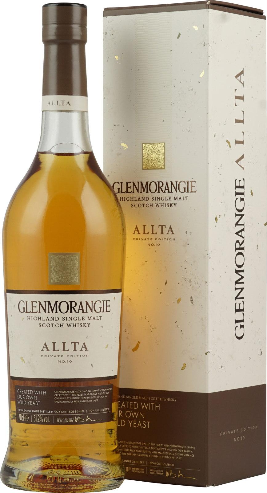 Glenmorangie Allta 07 Liter 512 Vol