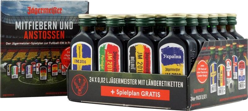 Jägermeister adventskalender