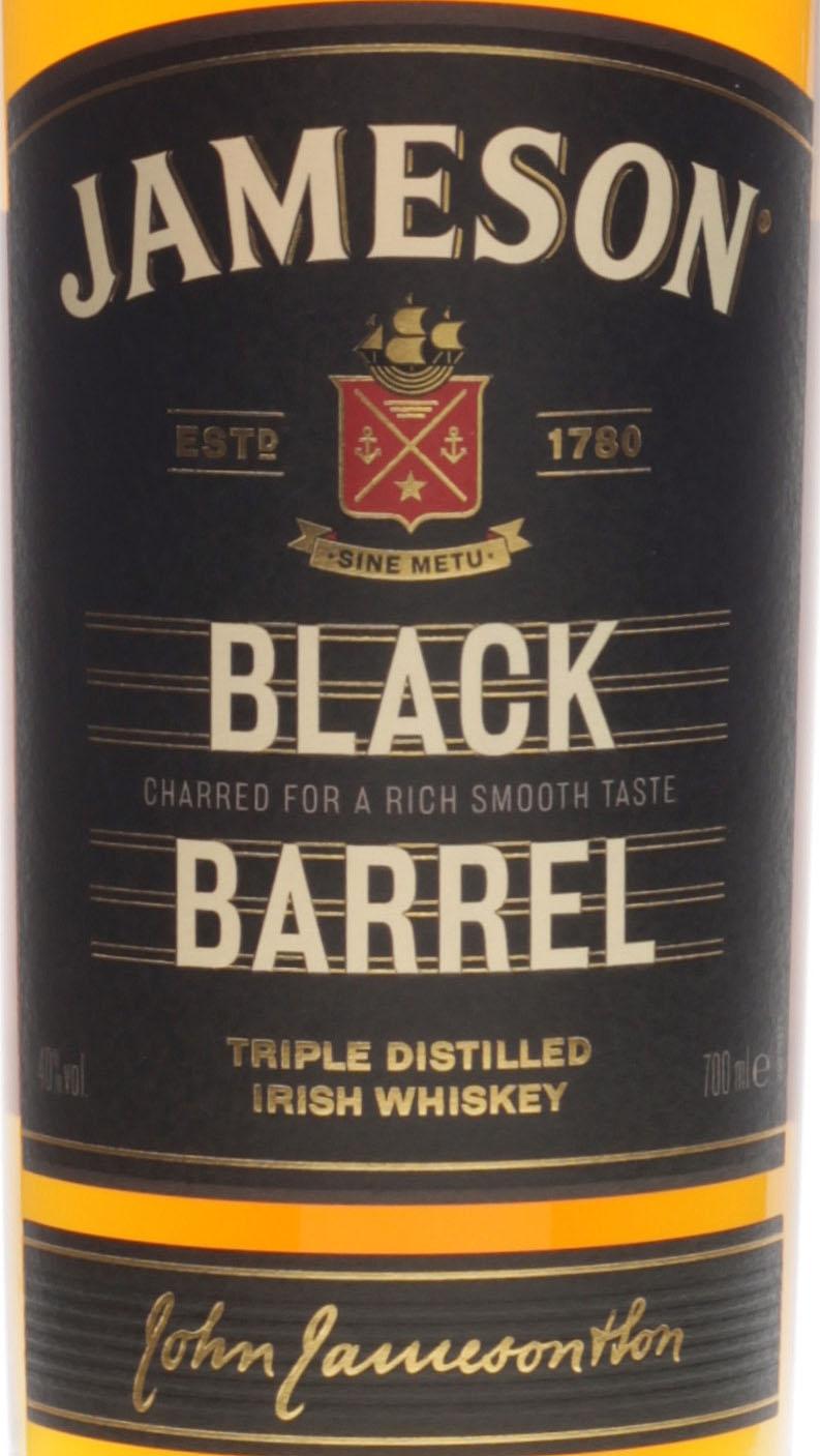 Jameson Black Barrel Nachfolger Des Jameson Select Reserve Black Barrel