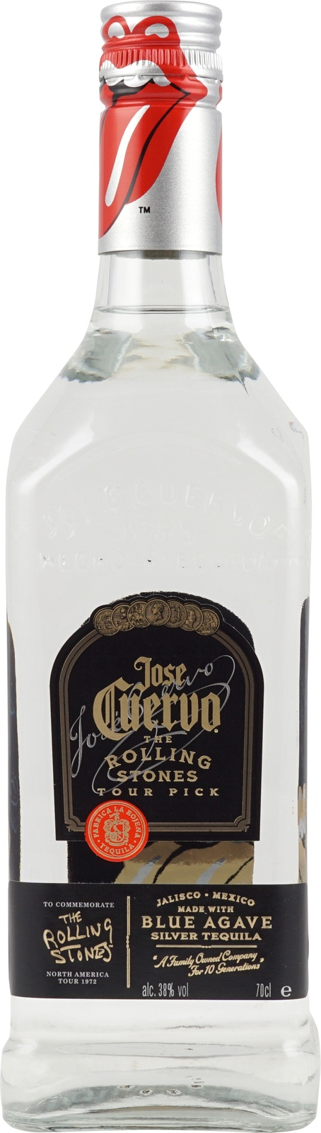 what do you mix with jose cuervo silver