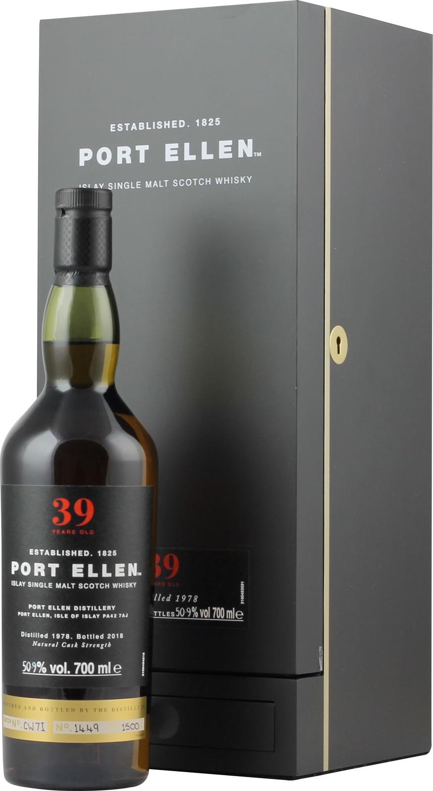 Port Ellen Untold Stories 1978 2018 39 Jahre Islay Single Malt