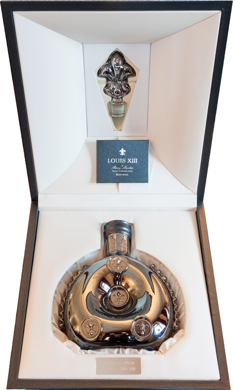 Remy Martin Louis Xiii Black Pearl Magnum