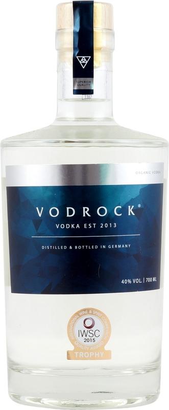 vodrock vodka mit 0 7 liter aus deutschland niederbayern. Black Bedroom Furniture Sets. Home Design Ideas